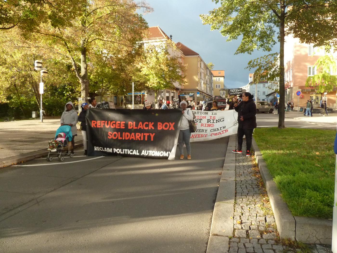 Die Refugee Black Box ist überall
