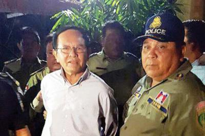 Khem Sokha arrested!