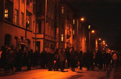 Kundgebung gegen Abschiebung 04.03.2015, Foto: privat