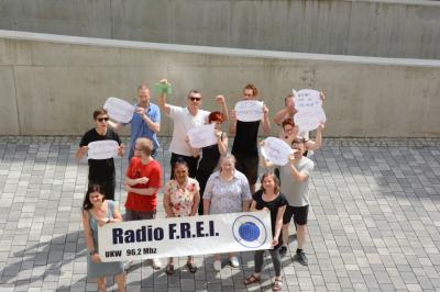 Radio FREI Radmila bleibt alle bleiben